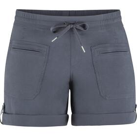 Marmot Penelope - Pantalones cortos Mujer - gris